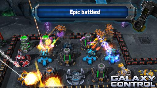 Galaxy Control: 3D strategy 34.44.64 screenshots 14