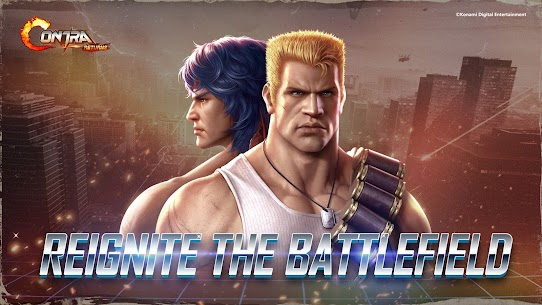 Contra Returns Mod Apk (ONE HIT to Kill) Download 6