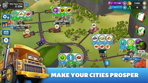 Transit King Tycoon - Seaport and Trucks  screenshots 3