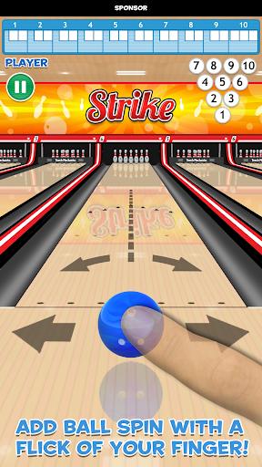 Strike! Ten Pin Bowling apktreat screenshots 2