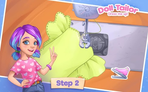 Fashion Dress up games for girls. Sewing clothes 3