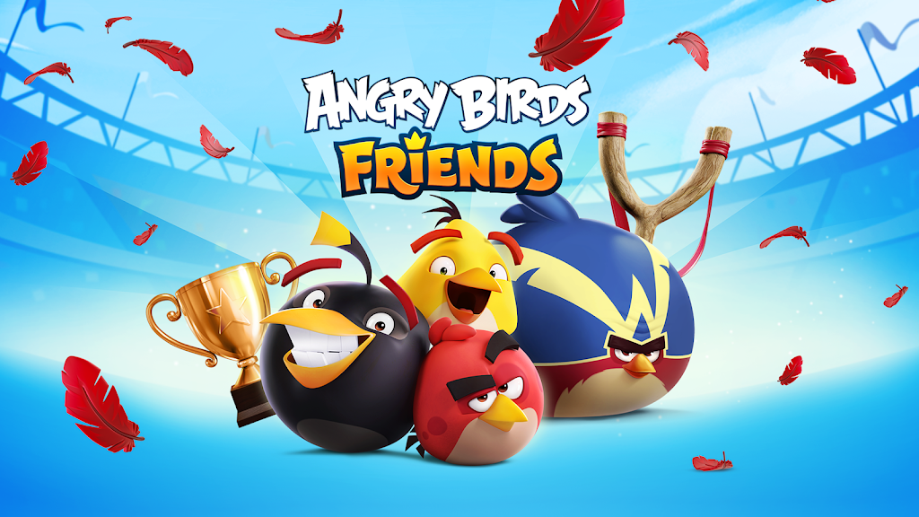 Angry Birds Friends poster 6