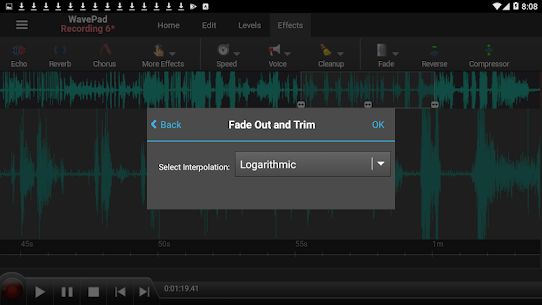 WavePad Master's Edition APK 12.01 (Paid for free) 4