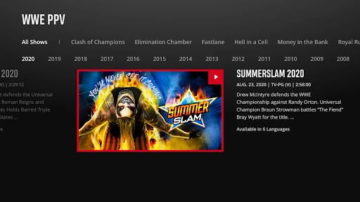 WWE 4.42.37 Screenshots 4