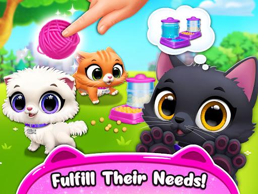 FLOOF - My Pet House - Dog & Cat Games  screenshots 14