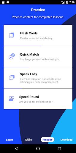 Pimsleur - Learn Conversation Fast - 51 Languages 2.18 Screenshots 4