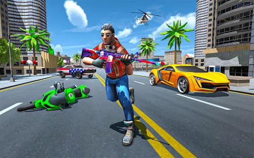 Grand Gangster Vegas: open world Games 2021 1.0.3 Screenshots 9