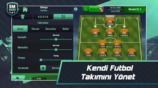 Ücretsiz Soccer Manager 2020 – Futbol Menajerlik Oyunu 2