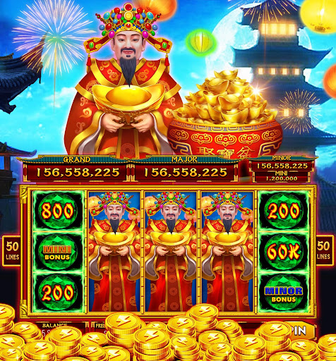 Thunder Jackpot Slots Casino - Free Slot Games 2.3 screenshots 1