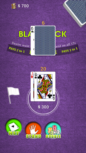 blackjack 21 casino screenshot 3