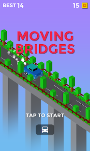 Moving Bridges Screenshot