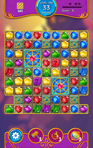 Jewel Witch - Best Funny Three Match Puzzle Game 1.8.2 screenshots 18