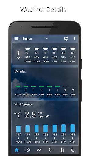 Digital clock & world weather 5.83.2 Screenshots 4