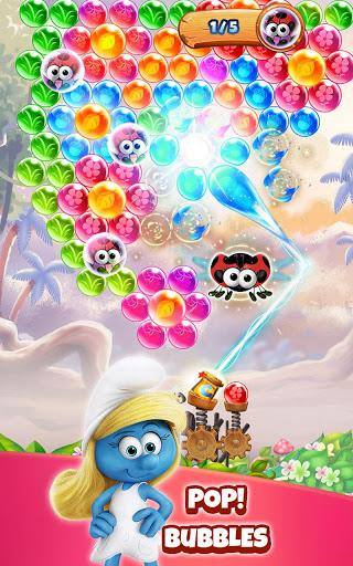 Smurfs Bubble Shooter Story modavailable screenshots 11
