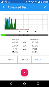 Speed Test Premium MOD APK 3
