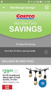 Costco Wholesale 5.4.2 Screenshots 3