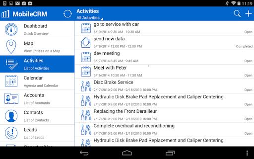 Resco Mobile CRM apktram screenshots 10
