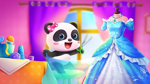Baby Panda's Fashion Dress Up Game  screenshots 8