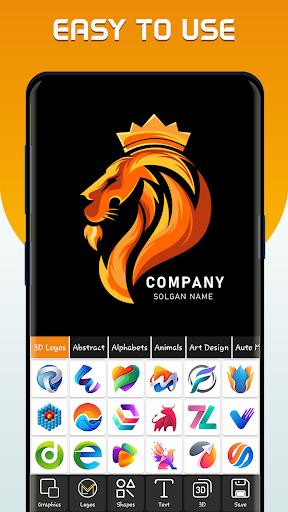 Logo Maker - Logo Creator, Generator & Designer 3.7 Screenshots 2