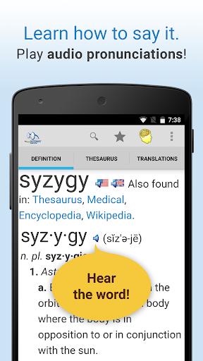 Dictionary 13 Screenshots 3