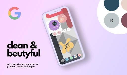 Pastel KWGT APK [Paid] Download for Android 3