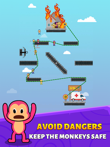 Monkey Rescue Puzzle 1.0.2 screenshots 15