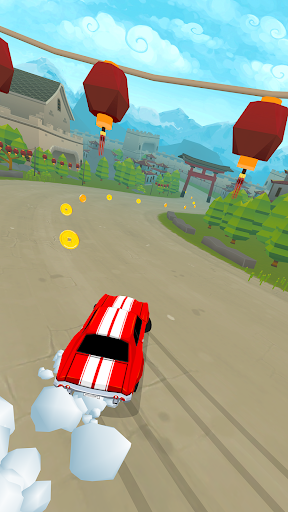 Thumb Drift u2014 Fast & Furious Car Drifting Game  screenshots 3