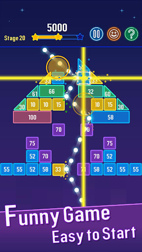 Balls Bricks Breaker - Galaxy Shooter apkdebit screenshots 13