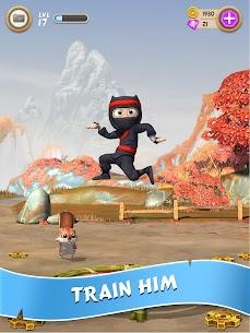 Tải Clumsy Ninja MOD APK 1.32.2 (Tiền / Vàng không giới hạn) 2