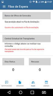 Banco de Olhos de Sorocaba 1.5.2 Screenshots 4