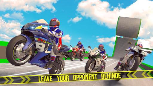 GT Racing Bike Drive Challenge  screenshots 2