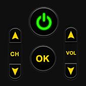 icono Control remoto universal de TV