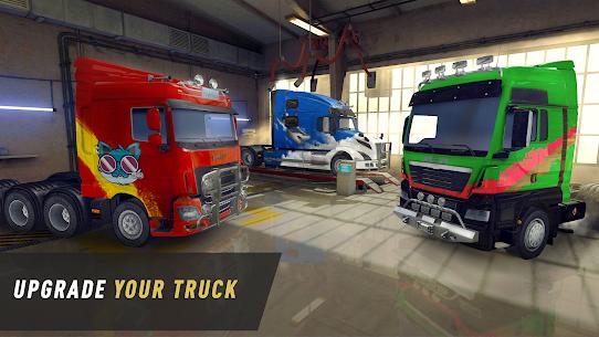 Truck World: Euro & American Tour (Simulator 2020) Mod Apk 1.19707070 (Unlimited Money/Gold) 5