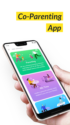 AppClose - co-parenting app  Screenshots 2