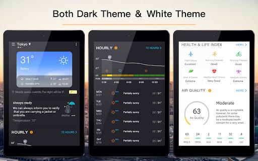 Weather Forecast - Live Weather Radar app 1.2.9 Screenshots 10