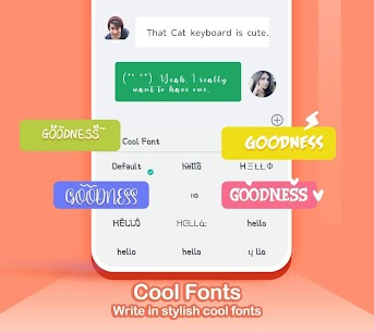 Kika Keyboard 2021 – Emoji Keyboard, Stickers, GIF 6.6.9.5912 Apk 4