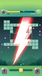 Bricks Breaker Schuss Screenshot