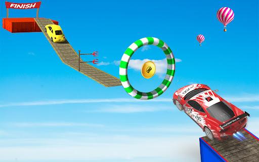 Impossible Car Stunt Game 2021 - Racing Car Games  screenshots 10