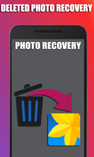 Photo Recovery - Recover Deleted Photo 7.2 Screenshots 3