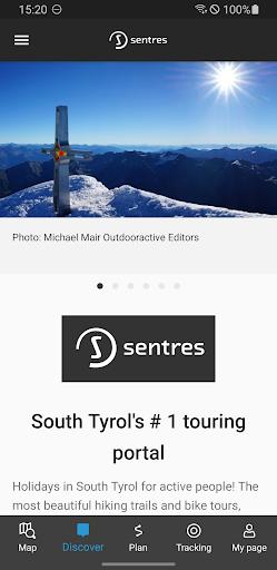 Sentres  screenshots 1