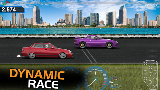 Project Drag Racing apkpoly screenshots 14