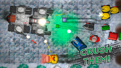Tanks Defense  screenshots 14