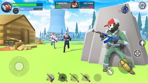 Battle Royale: FPS Shooter  Screenshots 2
