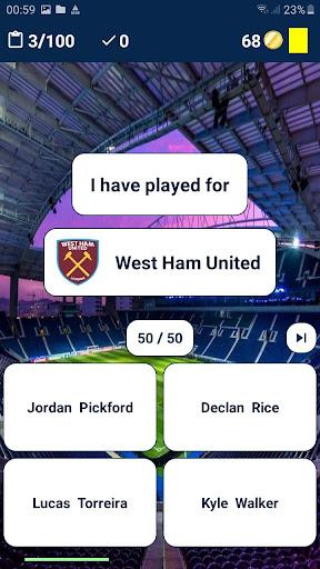 Football Player Quiz 2020 1.1.2 screenshots 7
