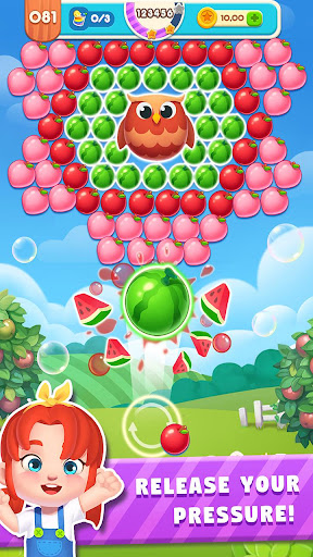Bubble Blast: Fruit Splash 1.0.10 screenshots 4