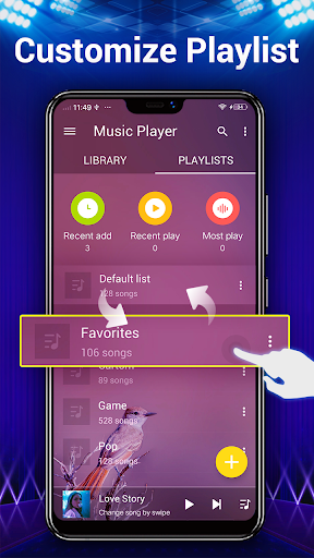 Music Player - Mp3 Player 3.5.0 media.mp3player.musicplayer apkmod.id 3