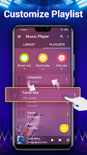 Music Player - Mp3 Player Screenshot