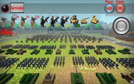 World War 3: Terror Battles RTS 2.1 screenshots 1