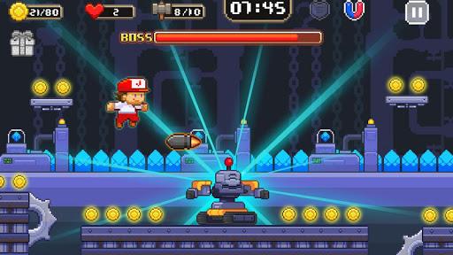 Super Jim Jump - pixel 3d 3.6.5026 screenshots 6