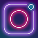 写真ネオンペン カラーネオンスタイル多数 - Androidアプリ